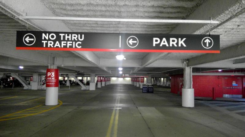 GGP Providence Place Parking Structure