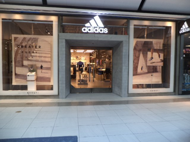 Adidas New Jersey Store Front